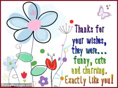 Saying Thank You For Birthday Wishes Quotes Thank You Messages For Birthday Wishes Quotes And Notes