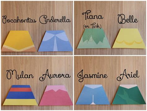 disney craft projects disney princess cards see how to make them diy craft