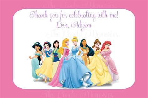 printable birthday cards princess 6 best images of disney printable birthday cards free