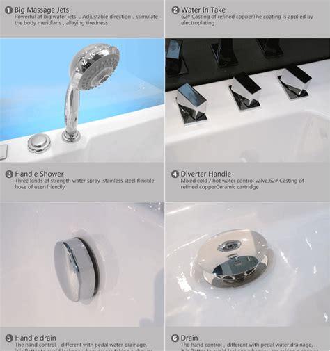 100 best sale folding spa bathtub bathtub ebay