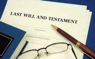 come redigere un testamento olografo testamento olografo data e firma sono libere