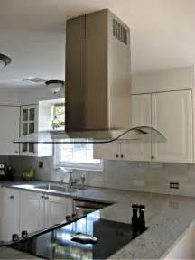 Kitchen Island Vent Hoods by Electrolux Island Range Installation Kitchen Ideas