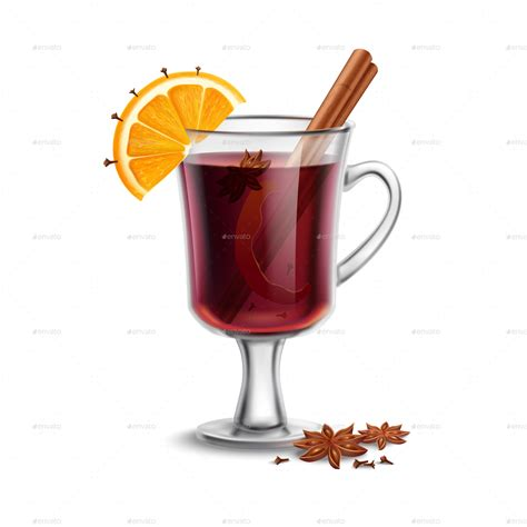 mulled wine by mia v graphicriver