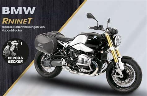 Bmw Motorrad Zubeh R R1200rt by Motorrad News Zubeh 246 R F 252 R Bmw R Ninet Von Hepco Becker