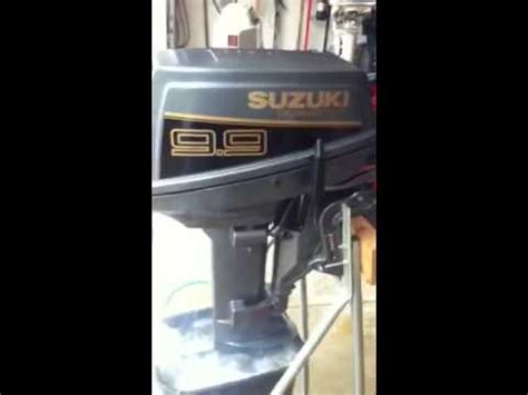 suzuki 9 9 hp outboard motor images