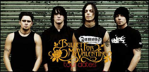 bullet for my tour bullet for my tour 2018 2019 tour dates for