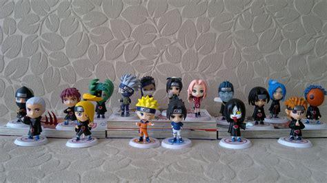 Boneka Anime Uchiha Sasuke boneka tokoh2 chibi uzumaki boruto