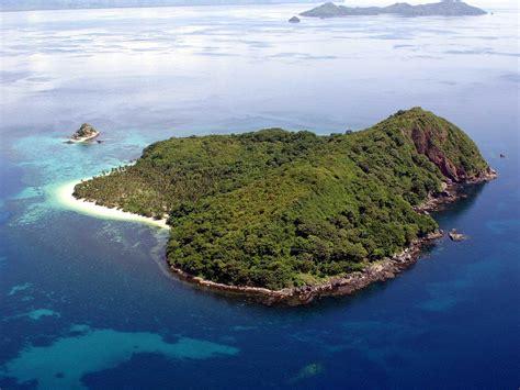 coral island philippines asia private islands  sale