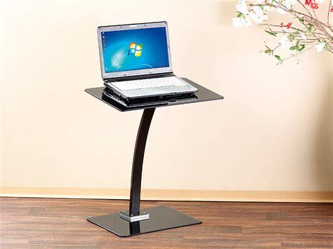 schreibtisch für laptop und drucker carlo beistelltisch ablage f 252 r beamer