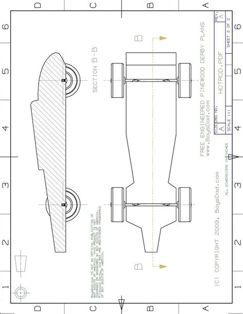 cool pinewood derby templates download free premium