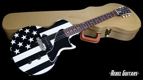 rock n roll relics rebel guitars rock n roll relics thunders sc black flag rebel guitars