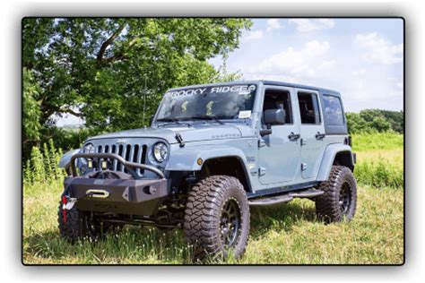 Used Jeep For Sale Near Me Browse Lifted Jeeps For Sale By Rocky Ridge Sherry 4x4
