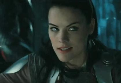 thor movie jaimie alexander the women of the movie thor out of the fridge