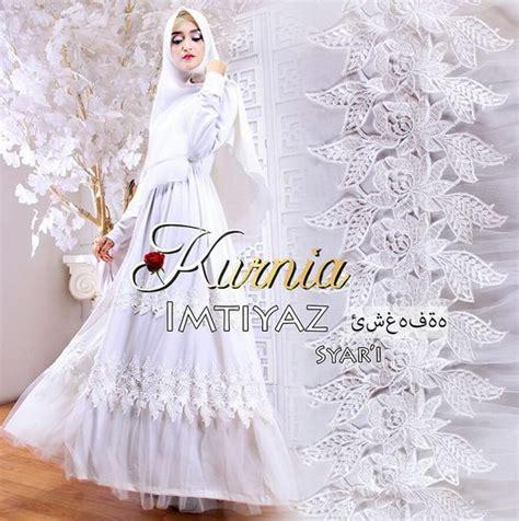 Baju Muslim Wanita Elegan model baju muslim modern cantik elegan untuk wanita