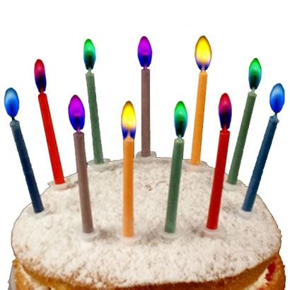 flameless birthday candles for cake colour birthday cake candles