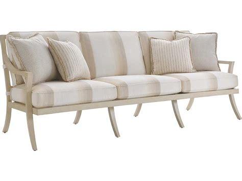 Bahama Sectional Sofa by Bahama Outdoor Garden Cast Aluminum Sofa 3239 33