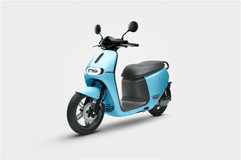 2017 Colors Of The Year by Gogoro 2 Makes The Electric Scooter Lifestyle More Comfortable