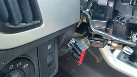 ford focus ses ignition switch replaced youtube