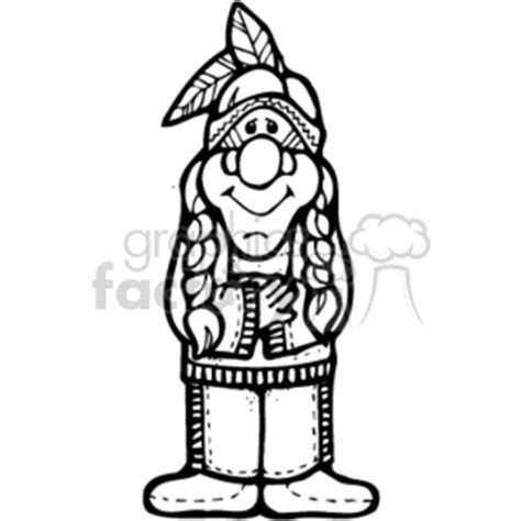 native american clip art photos vector clipart royalty
