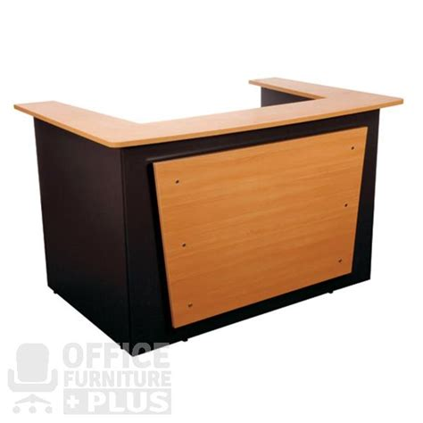 logan reception counter office furniture plus