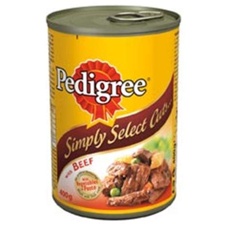 pedigree food review pedigree food reviews