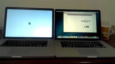 Macbook Pro Late macbook pro late 2008 vs retina mid 2012