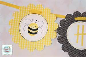 Yellow Kitchen Theme Ideas bumblebee themed birthday party with free printables how