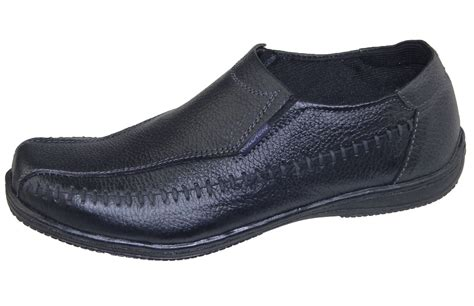 walking comfort shoes mens slip on boat deck mocassin walking comfort loafers