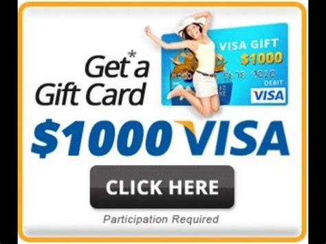 Where To Get Visa Gift Card - valentine s day gift get a 1000 visa gift card youtube