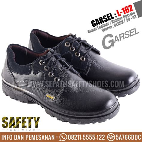 Sepatu Garsel sepatu safety garsel sepatusafetyshoes