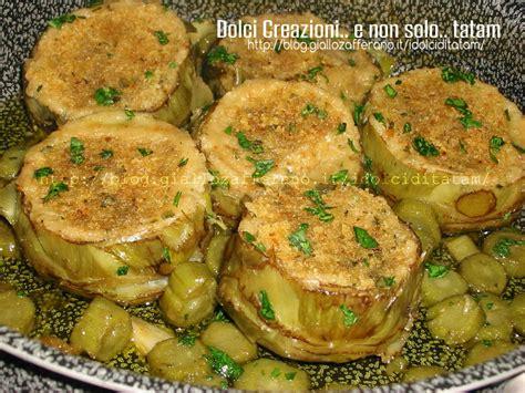 come cucinare i carciofi in padella carciofi ripieni in padella ricetta vegetariana contorno