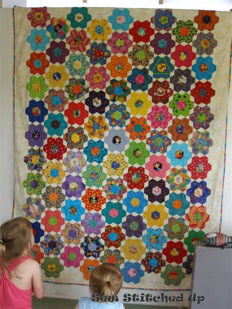 Hexagon Shapes For Patchwork - 92 best hexagon patchwork images on hexagon