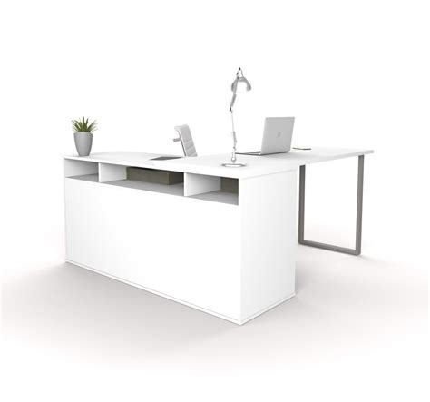 L Shaped Desks L Shaped Desk With Lateral File And L Shaped Desk With Bookcase