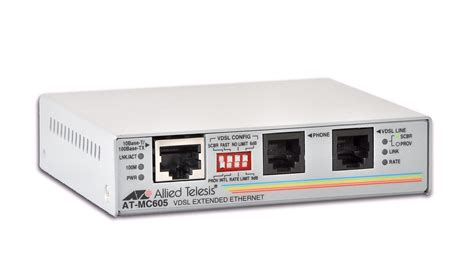 Harga Converter Fo Tp Link allied telesis at mc605 media converter vdsl allied