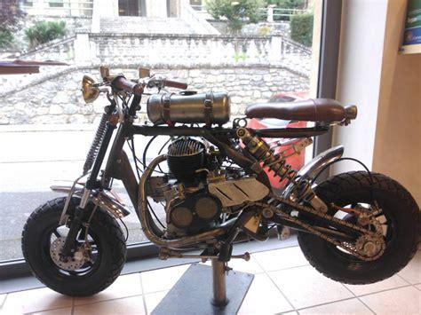 bcc bergamo una moto artigianale in mostra alla bcc valle seriana
