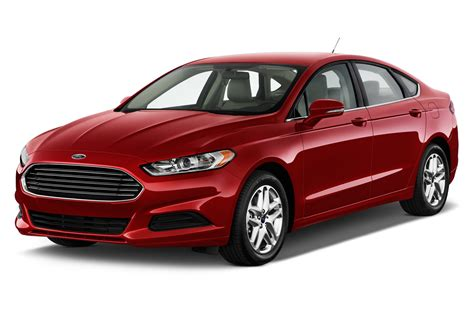 Ford Fusion 2016 Se 2016 Ford Fusion Reviews And Rating Motor Trend