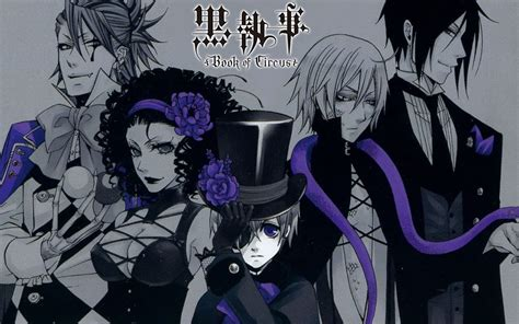 black butler book of circus black butler book of circus amv with the