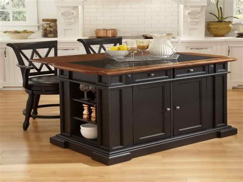 permanent kitchen islands the versatility of portable kitchen island