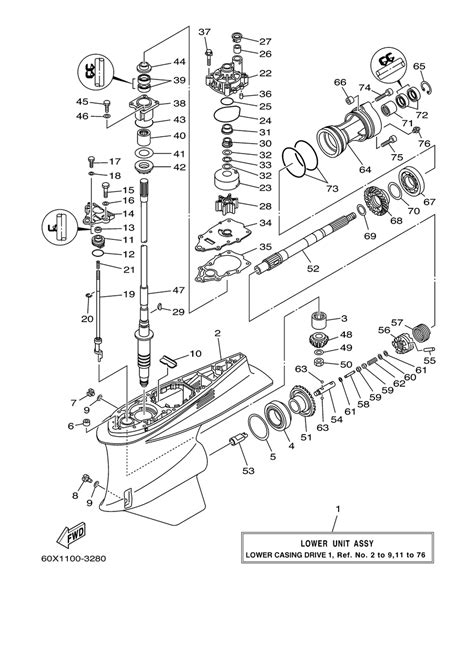 yamaha parts diagram yamaha outboard parts diagram wiring diagram with