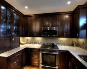 paint colors for kitchens with dark cabinets kitchen a