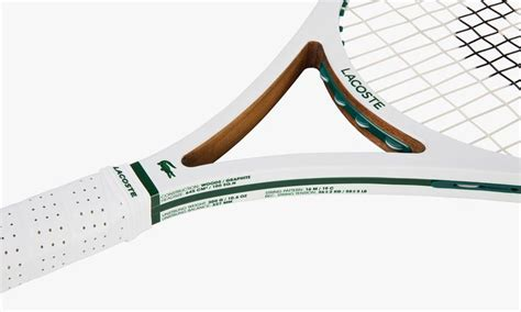 Raket Ultra L12 Lacoste Limited Edition L12 Tennis Racket Selectism