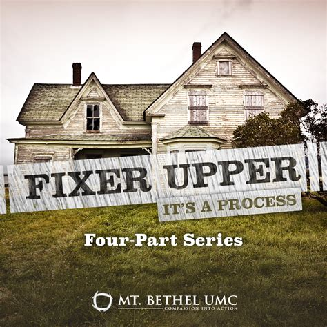 fixer upper book fixer upper mt bethel united methodist church