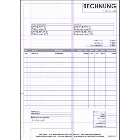 german invoice template invoice pdf pro windowinvoice invoice template german