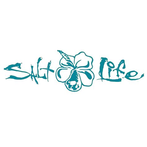 salt life decal salt life signature mahi decal