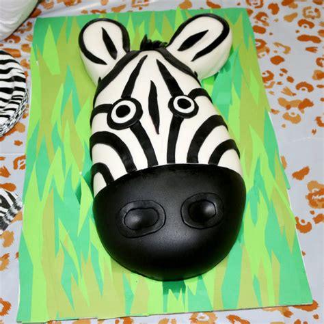 zebra pattern fondant zebra face fondant cake catjuggling com