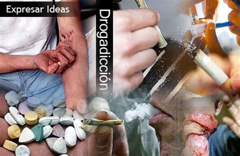 imagenes impactantes sobre la drogadiccion el consumo de drogas y sus efectos