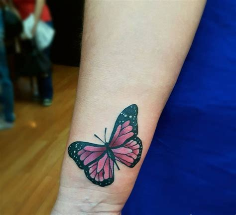 small pink tattoos pink butterfly www imgkid the image kid has it