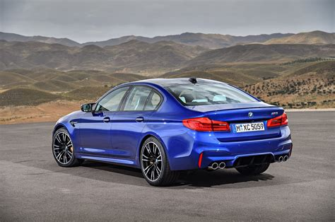 Bmw M5 New by 2018 Bmw M5 Look Review Motor Trend