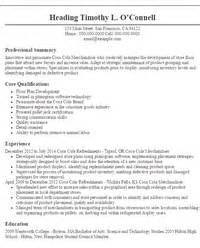Coca Cola Merchandiser Sle Resume merchandiser resumes sle resumes livecareer