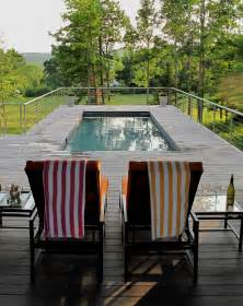 above ground pool decks pool contemporary with berkshire